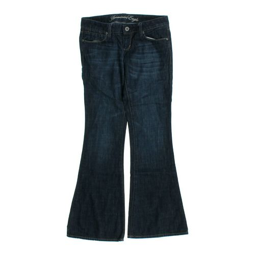 American Eagle Outfitters Flare Leg Jeans in size JR 1 at up to 95% Off - Swap.com