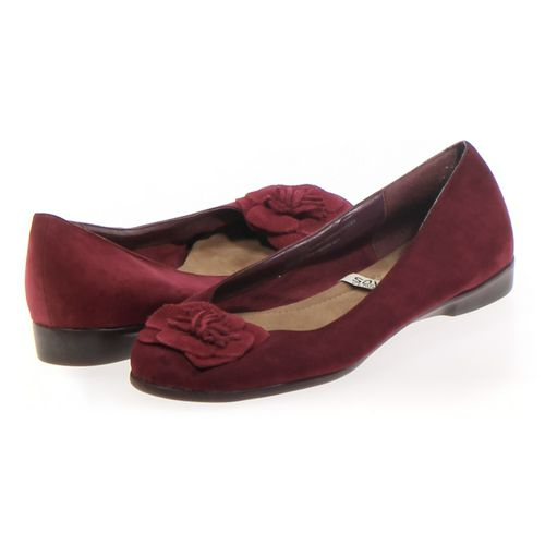 Merona Flats in size 10 Women's at up to 95% Off - Swap.com