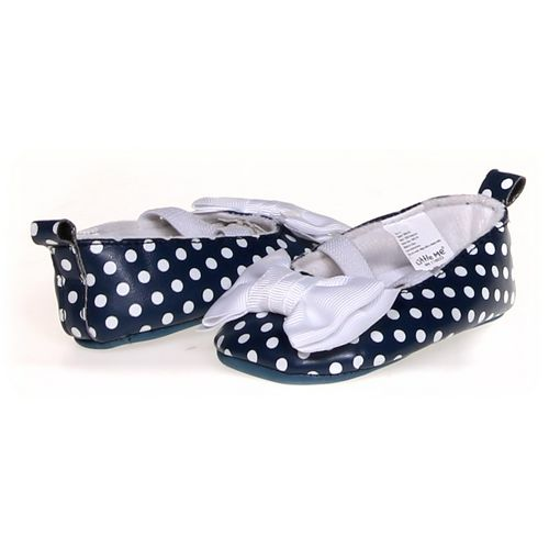 Little Me Flats in size 2 Infant at up to 95% Off - Swap.com
