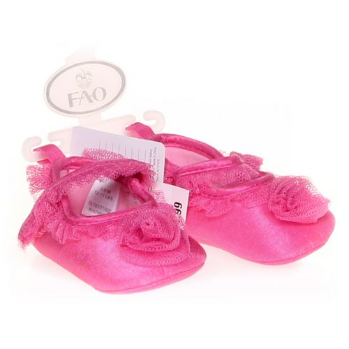 FAO Schwarz Flats in size 2.5 Infant at up to 95% Off - Swap.com