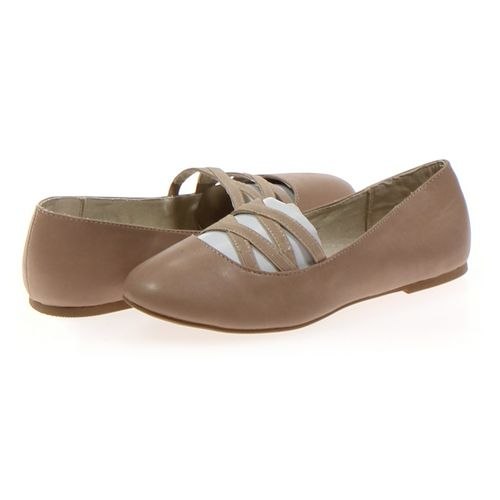 Nine West Flats in size 3 Youth at up to 95% Off - Swap.com