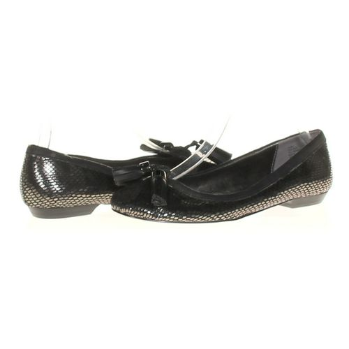 N by Nicole Miller Flats in size 6.5 Women's at up to 95% Off - Swap.com