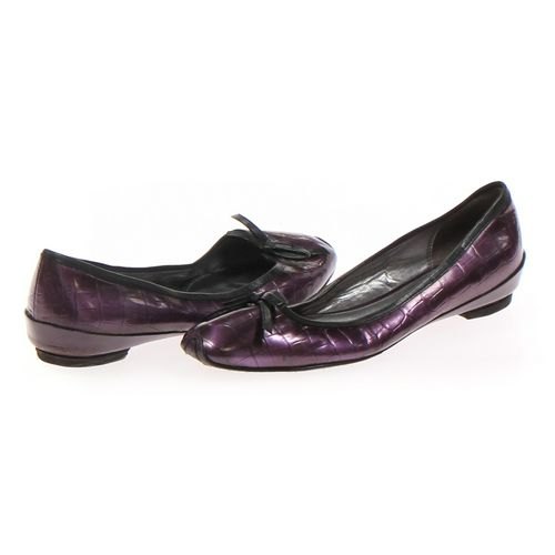 Elie Tahari Flats in size 7 Women's at up to 95% Off - Swap.com