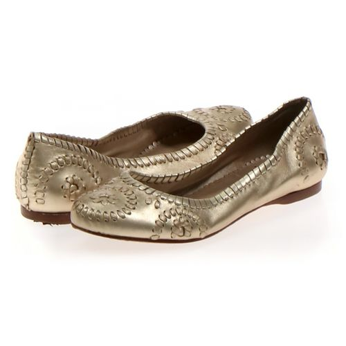 Jack Rogers Flats in size 7.5 Women's at up to 95% Off - Swap.com