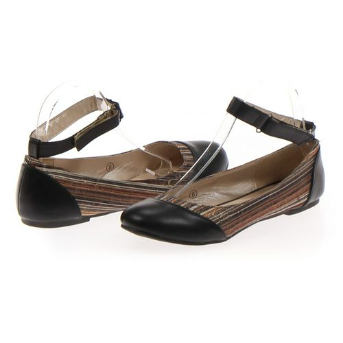 C. Label Flats in size 8 Women's at up to 95% Off - Swap.com