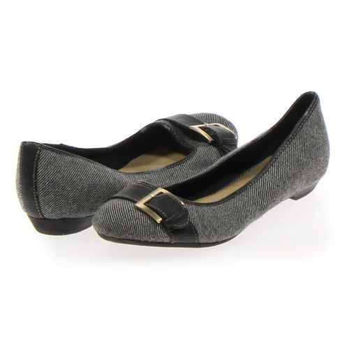 Lands' End Flats in size 8 Women's at up to 95% Off - Swap.com