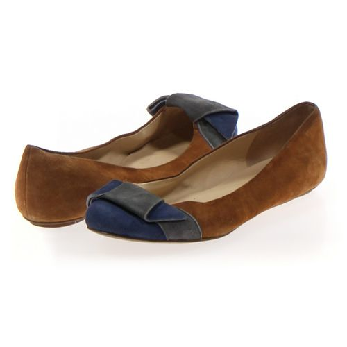 IVANKA TRUMP Flats in size 8.5 Women's at up to 95% Off - Swap.com