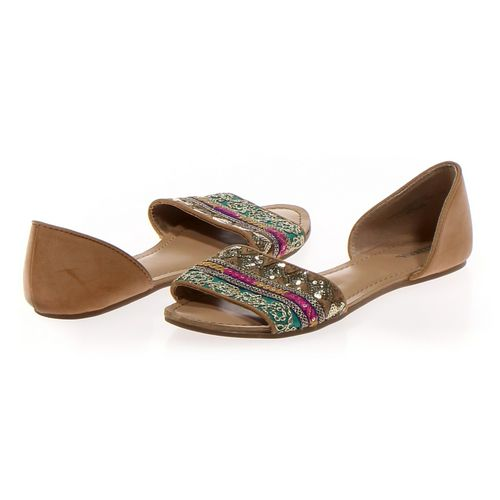 Merona Flats in size 9.5 Women's at up to 95% Off - Swap.com
