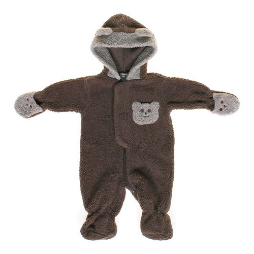 Sesame Street Fleece Bear Bunting in size 3 mo at up to 95% Off - Swap.com