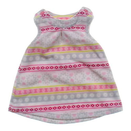 Just One You Fleece Dress in size 3 mo at up to 95% Off - Swap.com