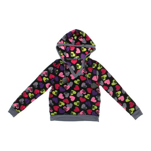 Fleece Heart Hoodie in size JR 3 at up to 95% Off - Swap.com