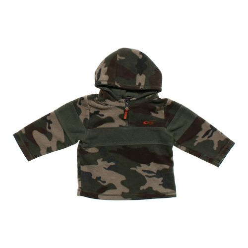 The Children's Place Fleece Hoodie in size 18 mo at up to 95% Off - Swap.com