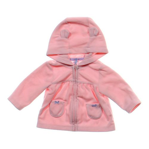 Carter's Fleece Hoodie in size 3 mo at up to 95% Off - Swap.com