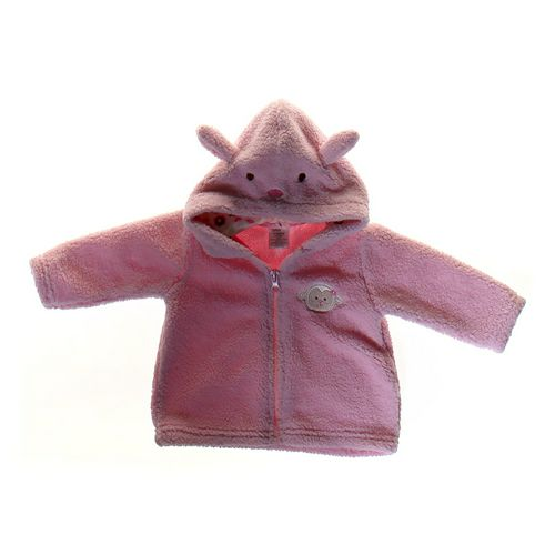 Sandy & Simon Fleece Hoodie in size 3 mo at up to 95% Off - Swap.com