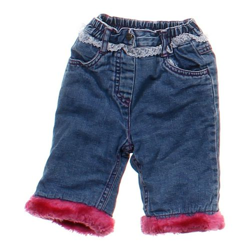 The Children's Place Fleece Lined Jeans in size 3 mo at up to 95% Off - Swap.com