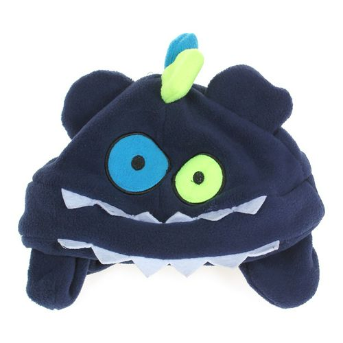 WonderKids Fleece Monster Hat in size One Size at up to 95% Off - Swap.com
