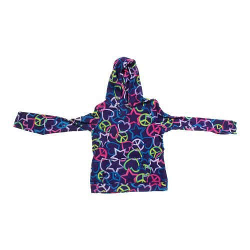 The Children's Place Fleece Peace Hoodie in size 14 at up to 95% Off - Swap.com