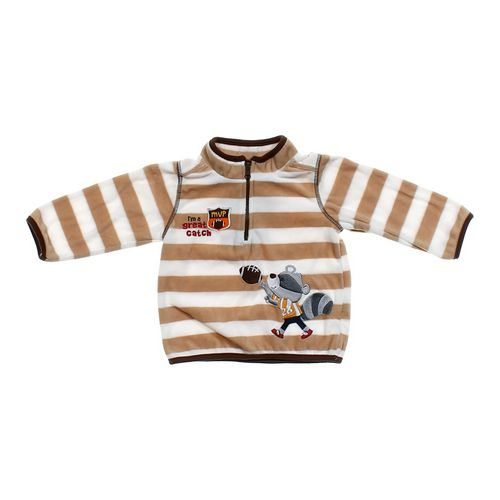 Carter's Fleece Pull over in size 12 mo at up to 95% Off - Swap.com