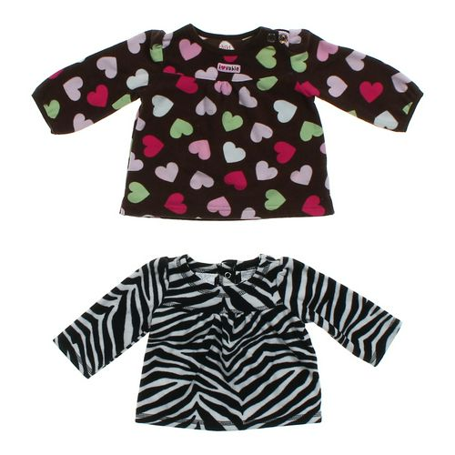Child of Mine Fleece Shirt Set in size 6 mo at up to 95% Off - Swap.com