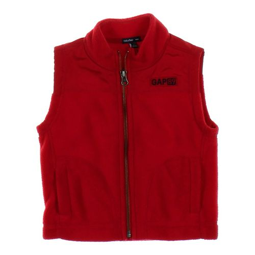 babyGap Fleece Vest in size 12 mo at up to 95% Off - Swap.com