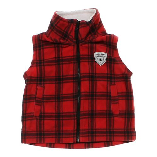 Carter's Fleece Vest in size 12 mo at up to 95% Off - Swap.com