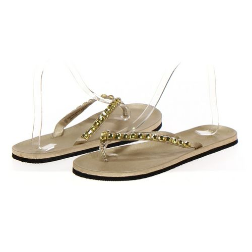 Massimo Flip-Flops in size 10 Women's at up to 95% Off - Swap.com