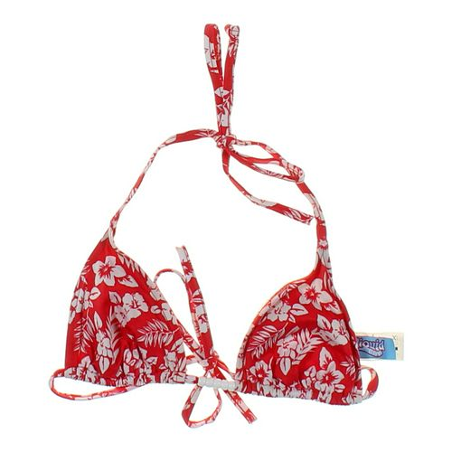 Liquid Floral Bikini Top in size S at up to 95% Off - Swap.com