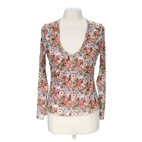Axcess Floral Blouse in size M at up to 95% Off - Swap.com