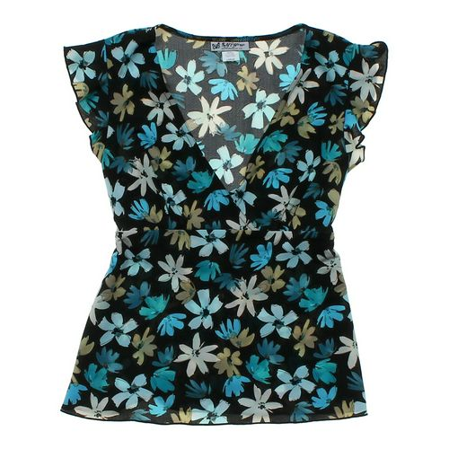 Self Esteem Floral Blouse in size JR 11 at up to 95% Off - Swap.com
