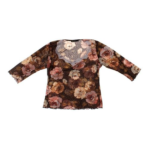 Younique Floral Blouse in size JR 9 at up to 95% Off - Swap.com