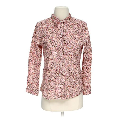 Merona Floral Blouse in size S at up to 95% Off - Swap.com