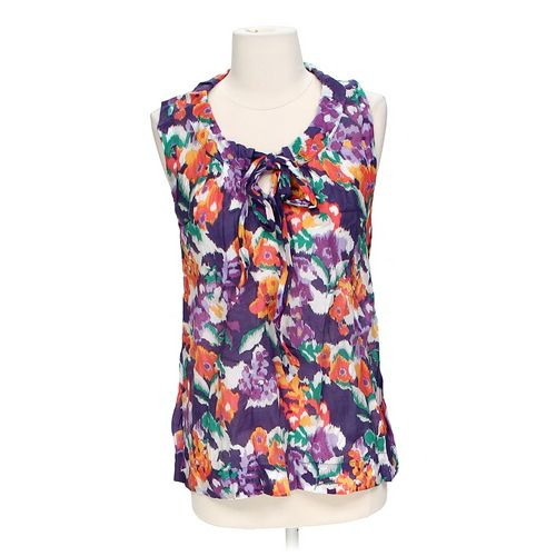 Merona Floral Blouse in size XS at up to 95% Off - Swap.com