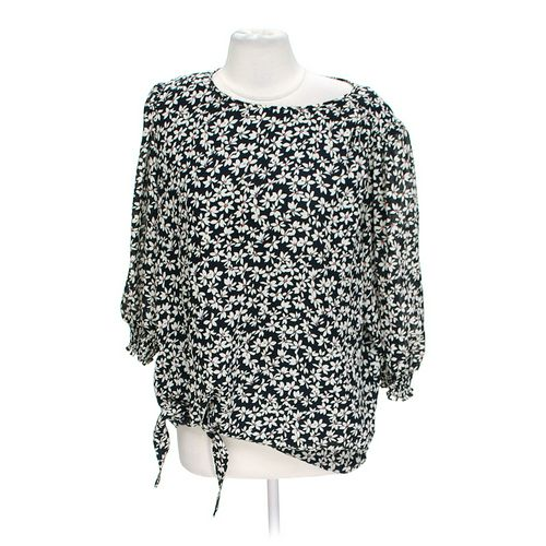 Montage Floral Blouse in size L at up to 95% Off - Swap.com