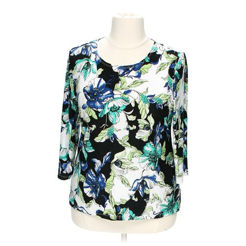 Floral Blouse in size M at up to 95% Off - Swap.com