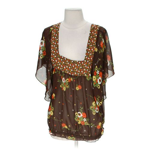 Speechless Floral Blouse in size M at up to 95% Off - Swap.com