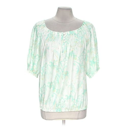 Violet & Claire Floral Blouse in size M at up to 95% Off - Swap.com
