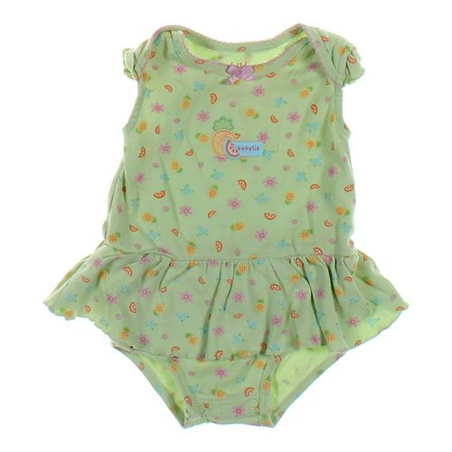 Child of Mine Floral Bodysuit Dress in size 3 mo at up to 95% Off - Swap.com