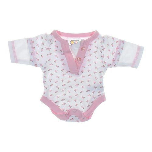 Baby Conncetion Floral Bodysuit in size NB at up to 95% Off - Swap.com