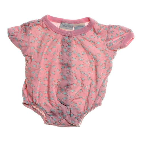 Basic Editions Floral Bodysuit in size 6 mo at up to 95% Off - Swap.com