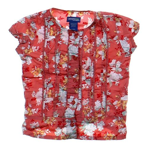 Genuine Kids from OshKosh Floral Button-up Shirt in size 4/4T at up to 95% Off - Swap.com