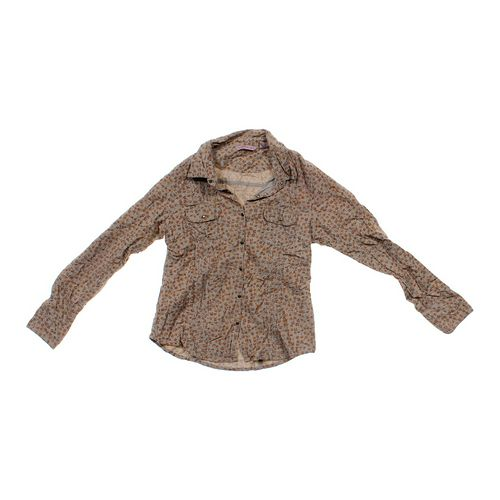 Overdrive Clothing Floral Button-up Shirt in size JR 11 at up to 95% Off - Swap.com