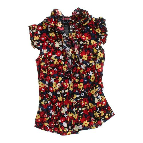 Susie Rose Floral Button-up Shirt in size JR 3 at up to 95% Off - Swap.com