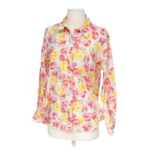 The Limited Floral Button-up Shirt in size M at up to 95% Off - Swap.com