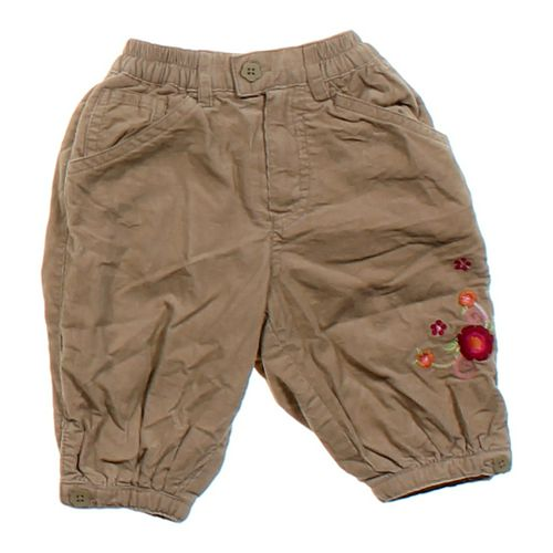 The Children's Place Floral Corduroy Pants in size 3 mo at up to 95% Off - Swap.com