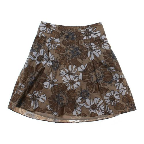 Mossimo Supply Co. Floral Cotton Skirt in size S at up to 95% Off - Swap.com