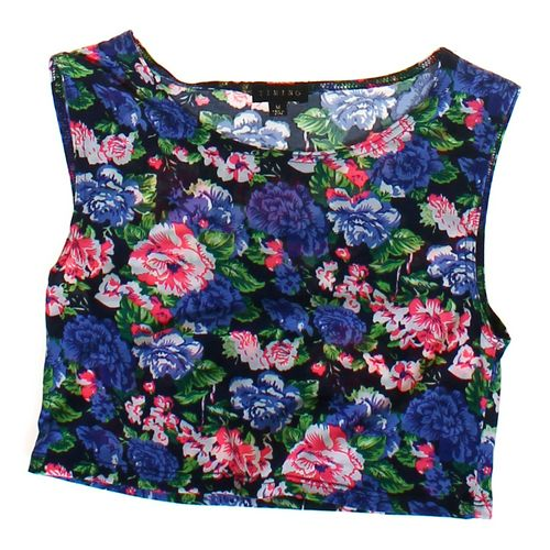 Timing Floral Crop Top in size JR 5 at up to 95% Off - Swap.com