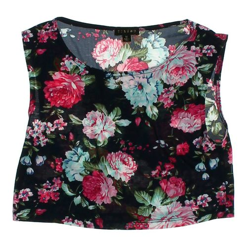 Timing Floral Crop Top in size JR 7 at up to 95% Off - Swap.com