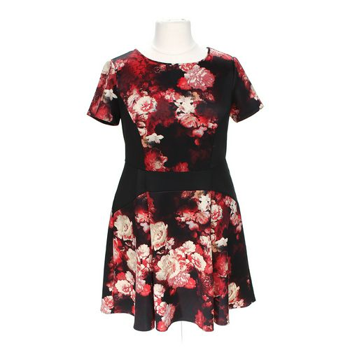 ADRIANNA PAPELL Floral Dress in size 16 at up to 95% Off - Swap.com