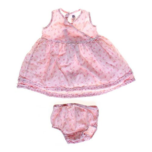 babyGap Floral Dress & Bloomers Set in size 3 mo at up to 95% Off - Swap.com