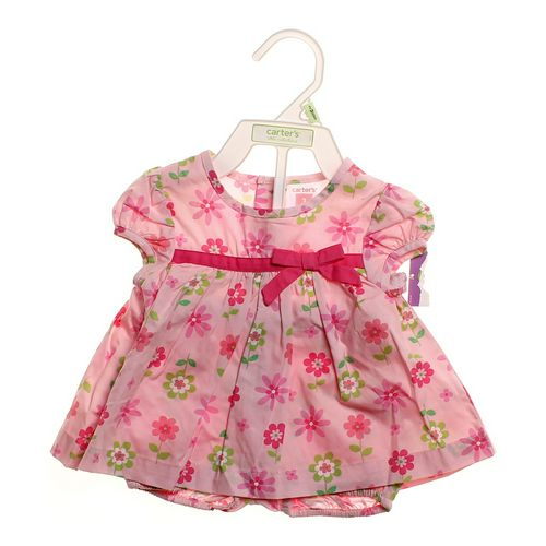 Carter's Floral Dress & Bloomers Set in size 3 mo at up to 95% Off - Swap.com